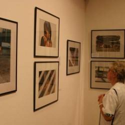 Salle d'exposition de l'Espace Miramar