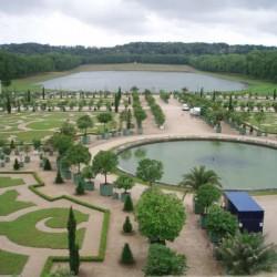 L'Orangerie, aménagée par Jules Hardouin-Mansart