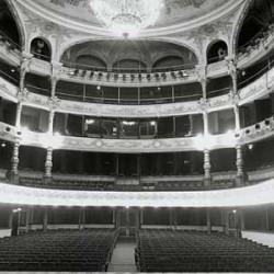 Opéra de Montpellier. Théâtre à l 'italienne