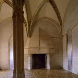 Le château de Vincennes - Intérieur Donjon
