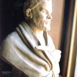 Musée Rabelais - Buste de Rabelais