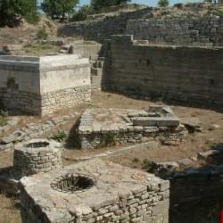 Site archéologique d'Hissarlik