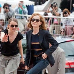 Isabelle Huppert, Cannes 2009