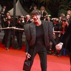 Asia Argento et Fu'ad Ait Aattou, Cannes 2007