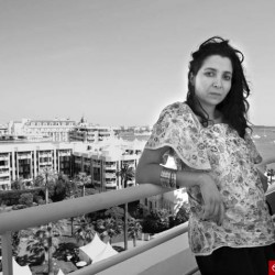Danielle Arbid - Cannes 2007