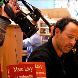 Marc Lévy présent au Salon du Livre 2007
