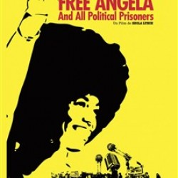 Free Angela - Affiche