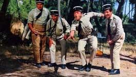 Saint-Tropez met ses gendarmes au musée