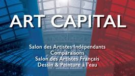 L'Art fait salon à Paris