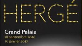 Rétrospective Hergé au Grand Palais