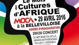 Le mois des cultures d'Afrique, c'est maintenant à Paris et dans l'Ile-de France