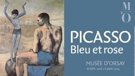 Picasso. Bleu et rose, au Musée d'Orsay