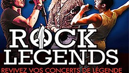 Rock Legends à l'Olympia