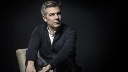 Tanguy Viel, lauréat du grand prix RTL-Lire 2017