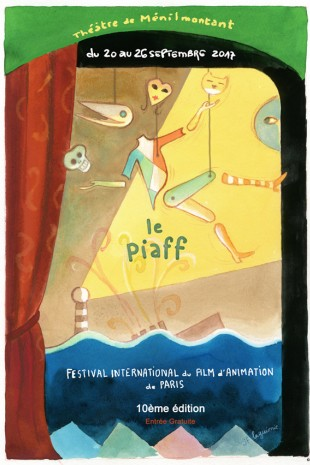Festival  International du Film d'Animation de Paris 2017