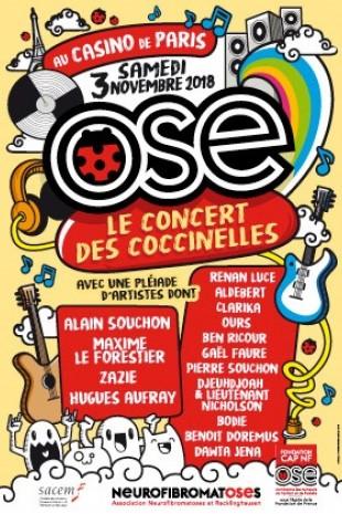 Le Concert des coccinelles