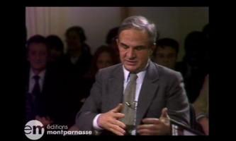 Extrait de l'émission Apostrophes avec Polanski, Truffaut et Mastroianni