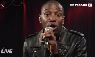 Abd Al Malik- Album Scarifications - «Ode à l'Amour» - Le Live Le Figaro