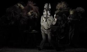 Exposition - Persona - rencontre avec l'Homme invisible - Musée du quai Branly jusqu'au 13 novembre 2016