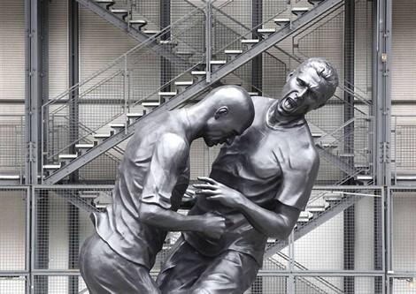 Zidane sème la zizanie à Pompidou