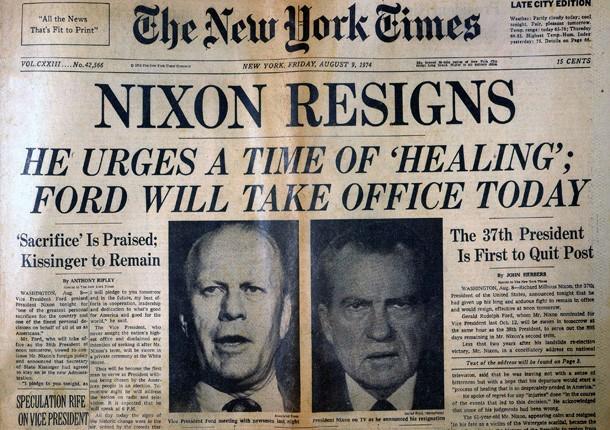 Le Watergate : cinq films sur le scandale politique américain
