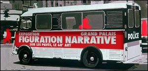 Figuration narrative grand palais mai 68 for Figuration narrative
