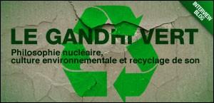 LE GANDHI VERT