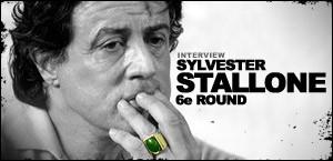 INTERVIEW DE SYLVESTER STALLONE