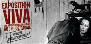 EXPOSITION VIVA, UNE AGENCE PHOTOGRAPHIQUE AU JEU DE PAUME