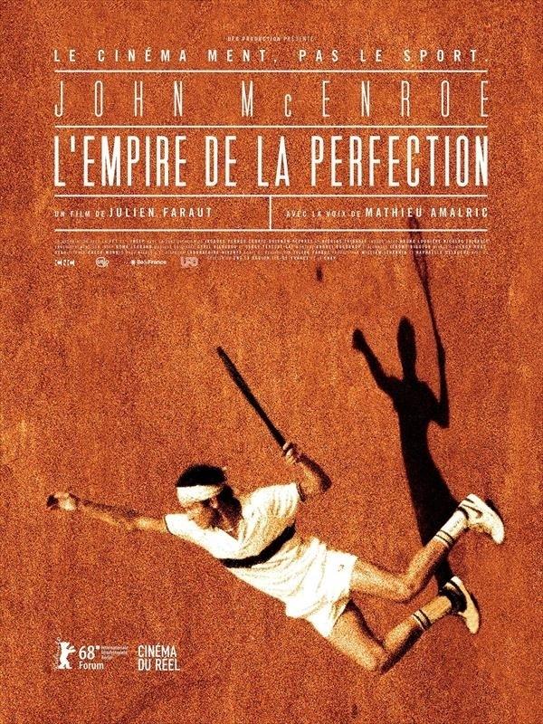 L'Empire de la perfection - Affiche