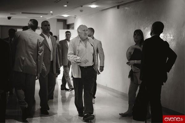 Michel Piccoli - Cannes 2007