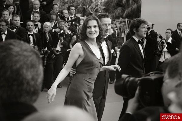 Armelle, festival de Cannes 2007