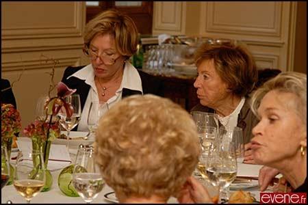 Jury du prix Femina 2006