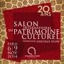 Salon international du Patrimoine 2014
