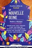 Festival de La nouvelle Seine 2014