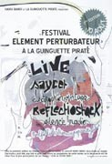 Festival lment perturbateur