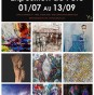 Exposition de l'été - Structure et matière de l'imaginaire