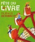 Fte du livre de Saint-Etienne 2007