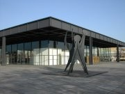 La Neue Nationalgalerie