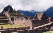 Ruines incas de Machu Picchu