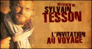 INTERVIEW DE SYLVAIN TESSON