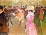 Toulouse-Lautrec en son nouveau palais