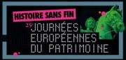 25E JOURNEES EUROPEENNES DU PATRIMOINE