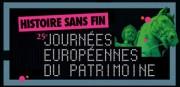 25E JOURNEES EUROPEENNES DU PATRIMOINE