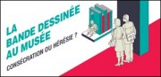 LA BANDE DESSINEE AU MUSEE