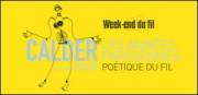 EXPOSITION CALDER, LES ANNEES PARISIENNES AU CENTRE POMPIDOU