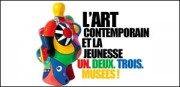 L'ART CONTEMPORAIN ET LA JEUNESSE