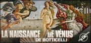 JUSTE UN DETAIL : LA NAISSANCE DE VENUS DE BOTTICELLI