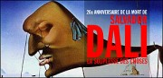 20e ANNIVERSAIRE DE LA MORT DE SALVADOR DALI