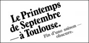 PRINTEMPS DE SEPTEMBRE 2009